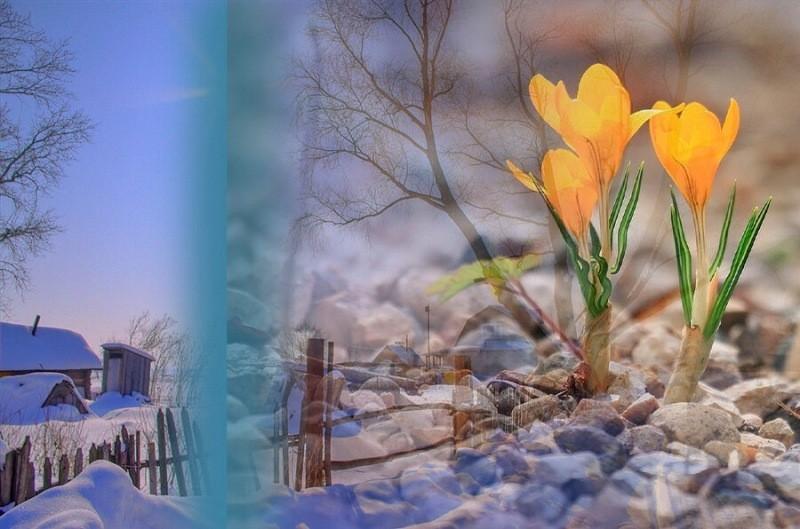 28 Февраля-День ухода Зимы, традиции и обычаи