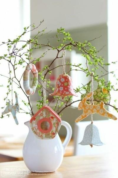 25 идей декора на Пасху