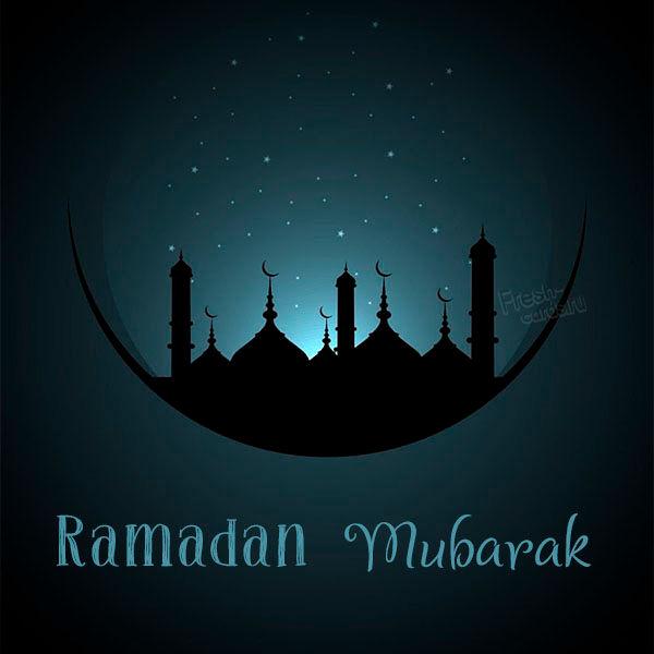 Новая открытка на Рамадан